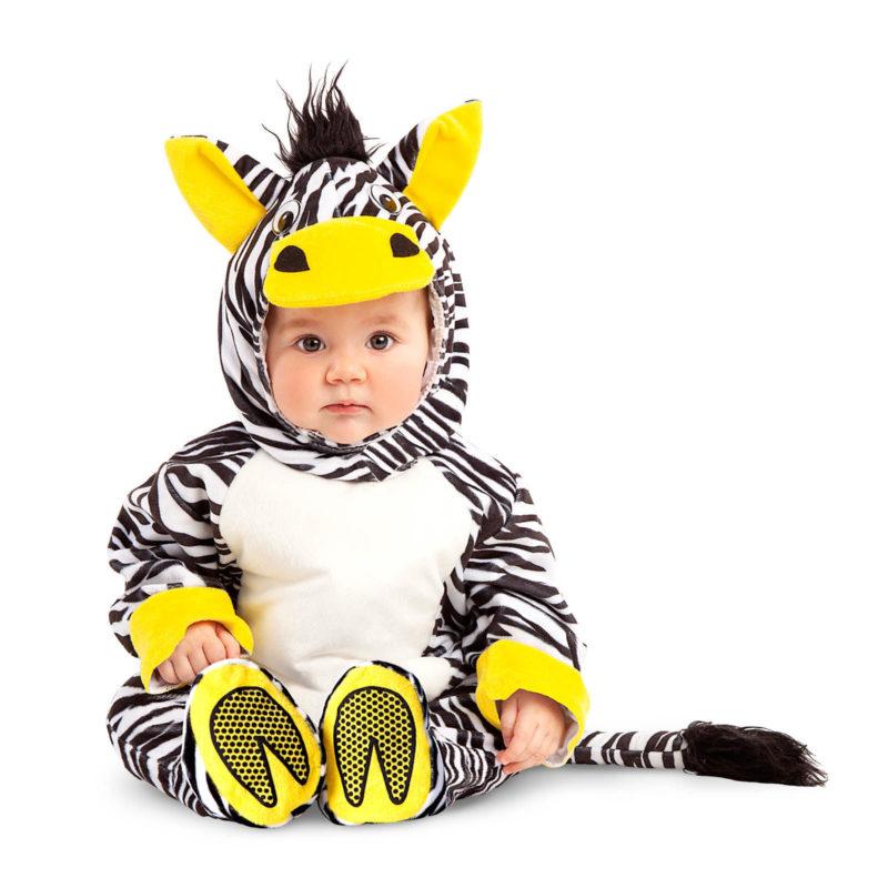 disfraz cebra bebé 800x800 - DISFRAZ DE CEBRA BEBÉ