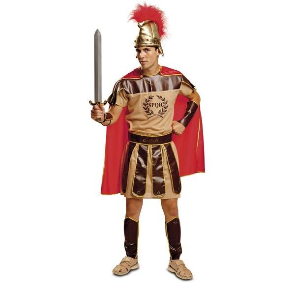 disfraz centurión romano hombre 201232mom - DISFRAZ CENTURION ROMANO HOMBRE