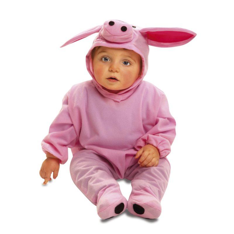 disfraz cerdito bebé 800x800 - DISFRAZ DE CERDITO BEBE