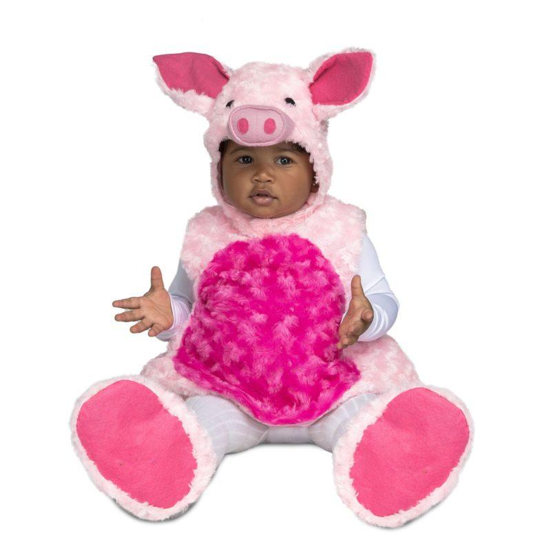disfraz cerdito peluche bebé 800x800 - DISFRAZ DE CERDITO PELUCHE BEBE