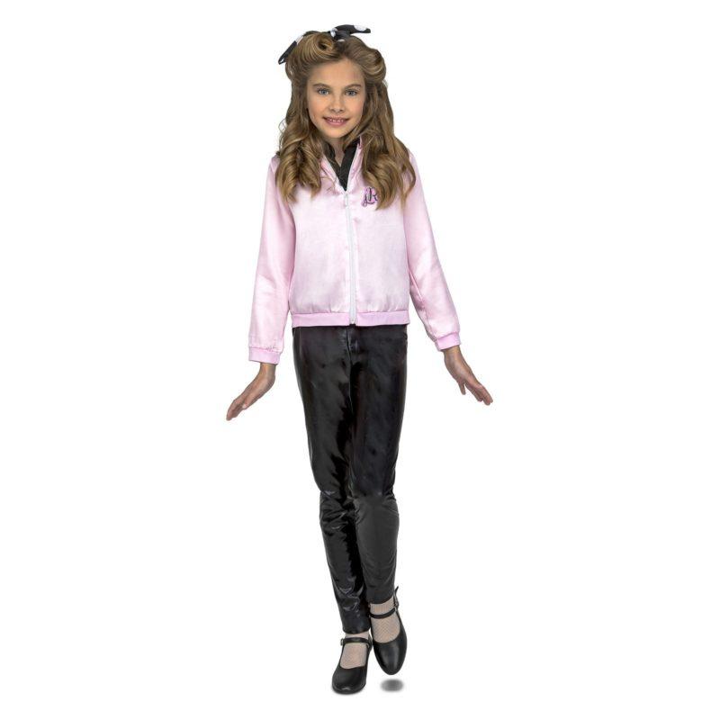 disfraz chaqueta pink lady niña 1 800x800 - DISFRAZ DE PINK LADY NIÑA