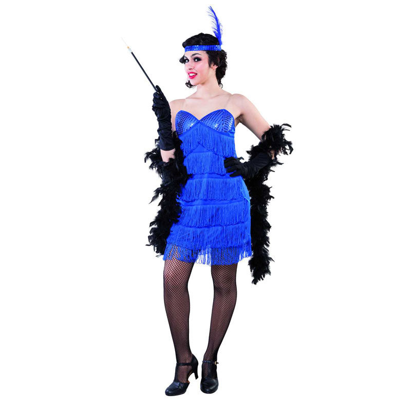 disfraz charlestón azul adulto 800x800 - DISFRAZ CHARLESTÓN AZUL PARA MUJER