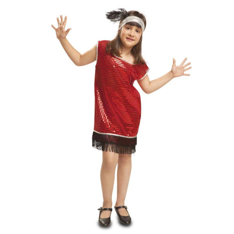 disfraz charlestón rojo niña 200492mom 800x800 - DISFRAZ DE CHARLESTON ROJO NIÑA