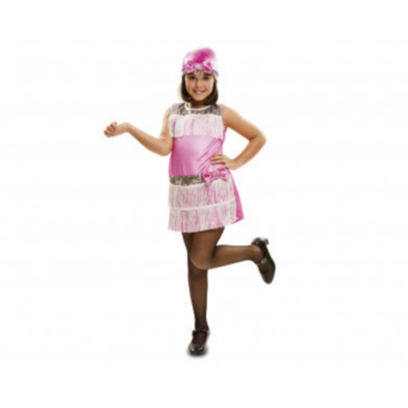 disfraz charlestón rosa niña 202715mom - DISFRAZ DE CHARLESTON ROSA NIÑA