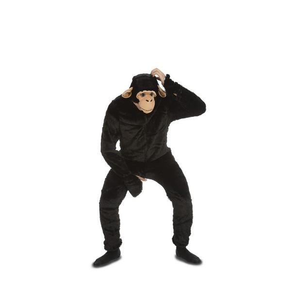 disfraz chimpancé adulto - DISFRAZ DE MONO CHIMPANCE ADULTO