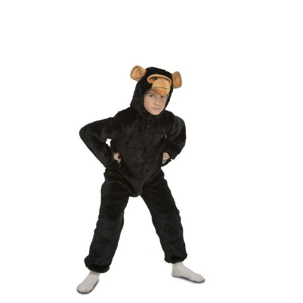 disfraz chimpancé niño - DISFRAZ DE CHIMPANCE NIÑO