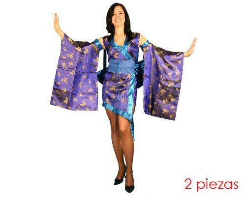 disfraz china corto mujer - DISFRAZ DE CHINA MUJER