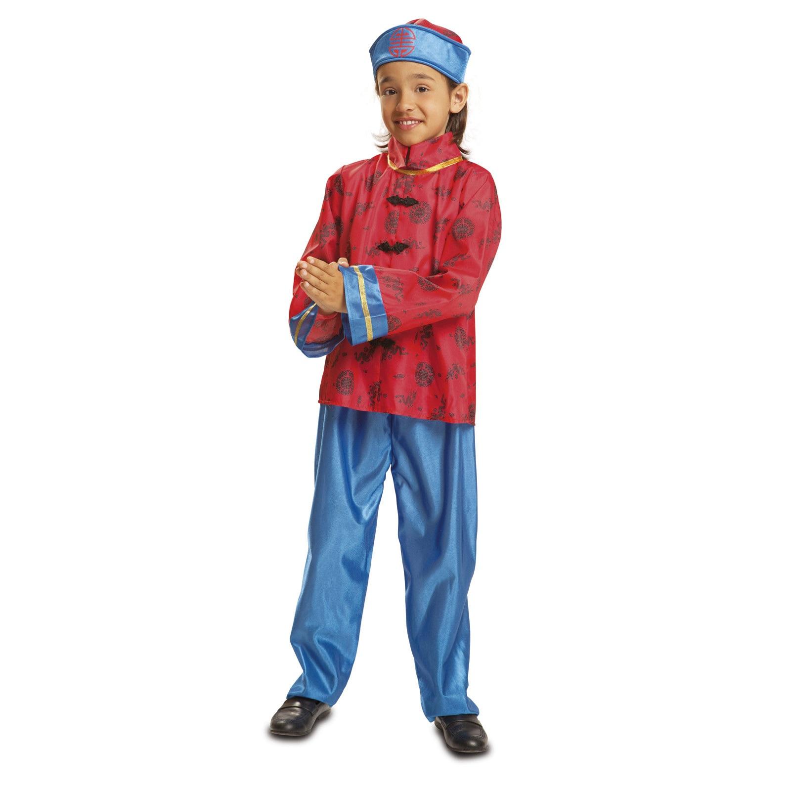 disfraz chino niño 201040mom - DISFRAZ DE CHINO MANDARIN NIÑO