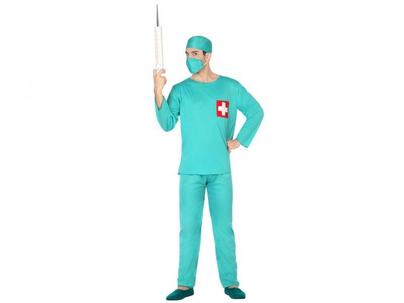 disfraz cirujano hombre - DISFRAZ DE CIRUJANO HOMBRE