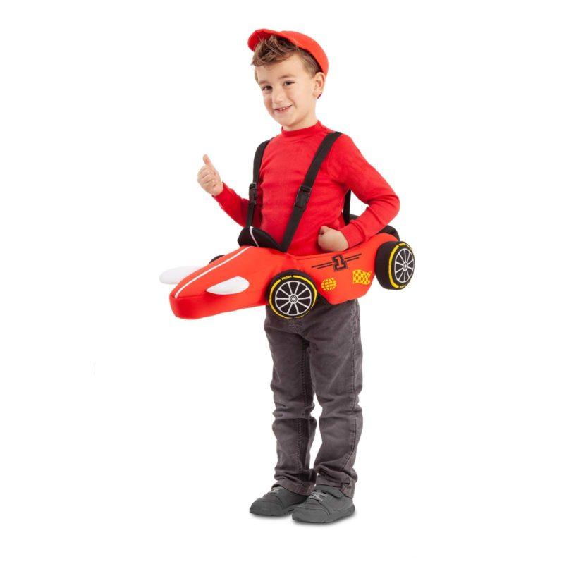 disfraz coche de carreras infantil 800x800 - DISFRAZ RIDE-ON COCHE CARRERAS INFANTIL