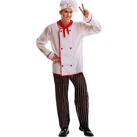 disfraz cocinero hombre - DISFRAZ DE COCINERO HOMBRE