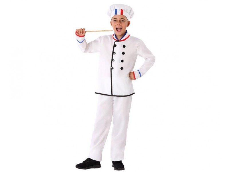 disfraz cocinero infantil 800x600 - DISFRAZ DE COCINERO INFANTIL