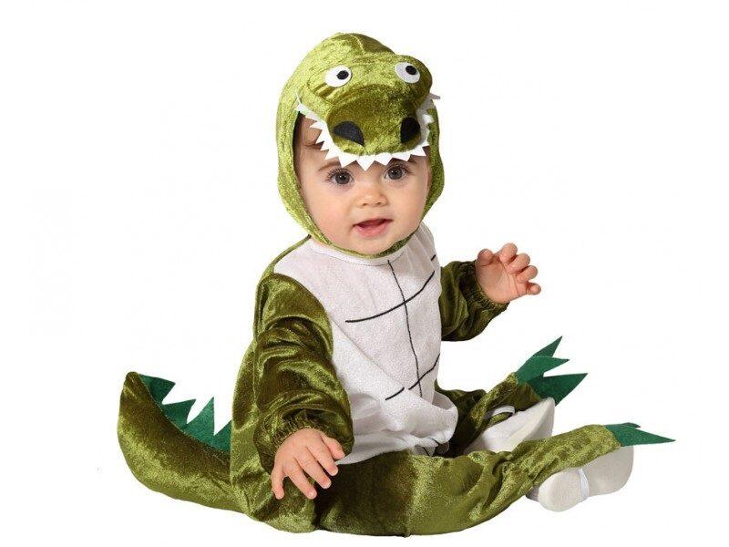 disfraz cocodrilo bebé 800x600 - DISFRAZ DE COCODRILO BEBÉ