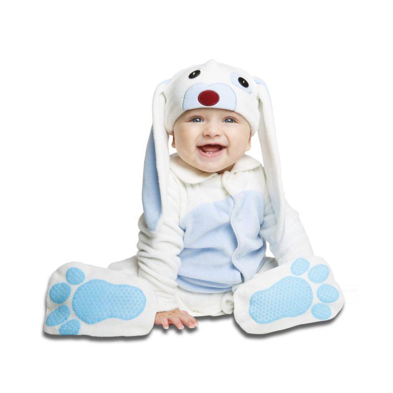disfraz conejito azul bebé 800x800 - DISFRAZ DE CONEJITO AZUL BEBÉ