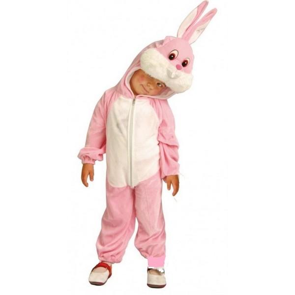 disfraz conejito infantil - DISFRAZ DE CONEJO NIÑA