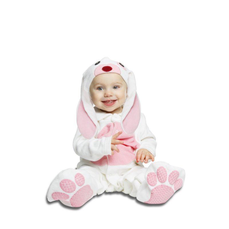 disfraz conejito rosa bebé 800x800 - DISFRAZ DE CONEJITO ROSA BEBÉ