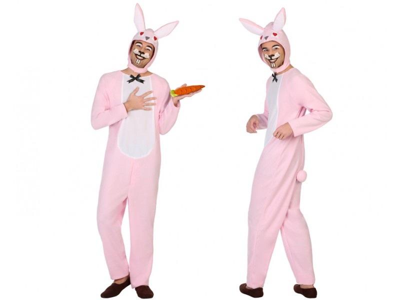 disfraz conejo adulto - DISFRAZ DE CONEJO ADULTO