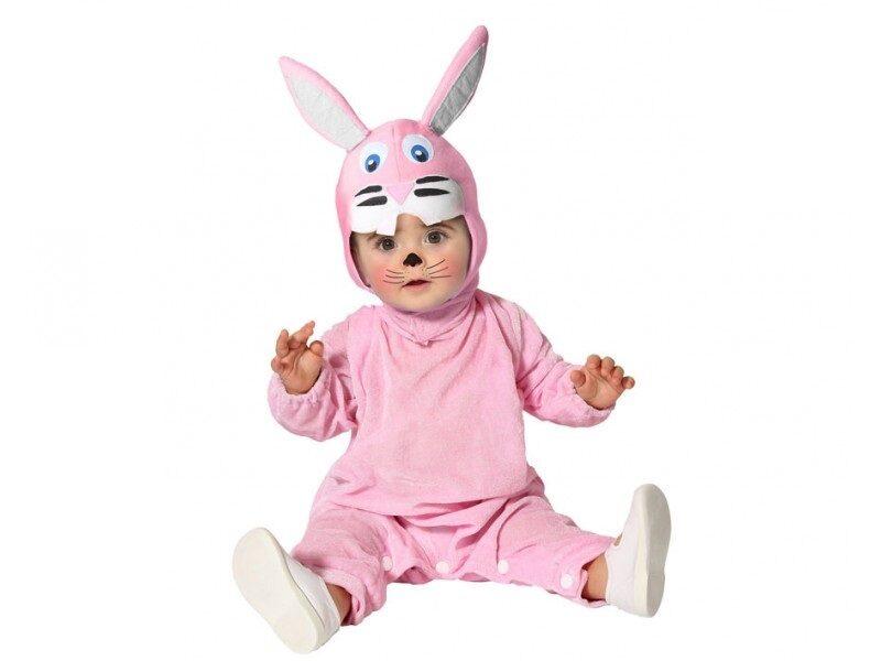 disfraz conejo bebé 1 800x600 - DISFRAZ DE CONEJO ROSA BEBÉ