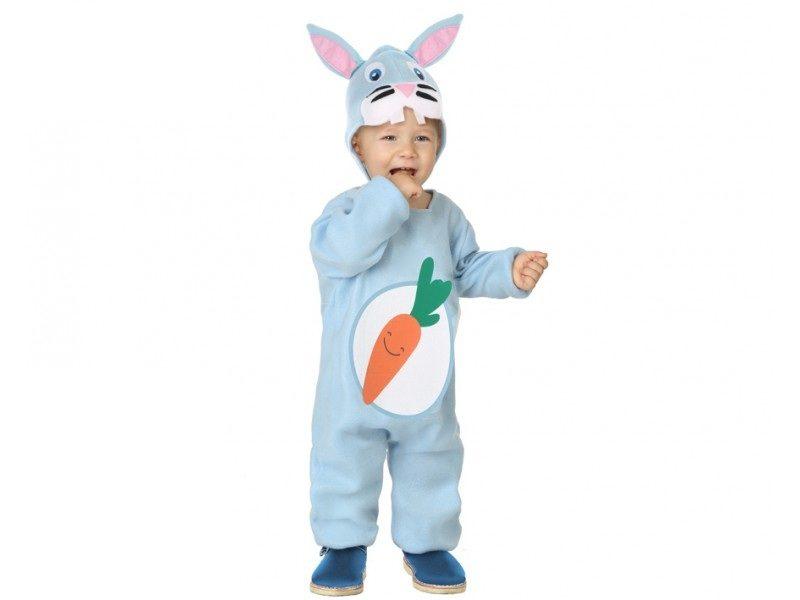disfraz conejo bebé 800x600 - DISFRAZ DE CONEJO ZANAHORIA BEBÉ