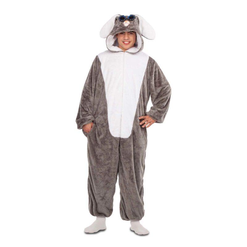 disfraz conejo bugs bunny adulto 800x800 - DISFRAZ DE BUGS BUNNY ADULTO