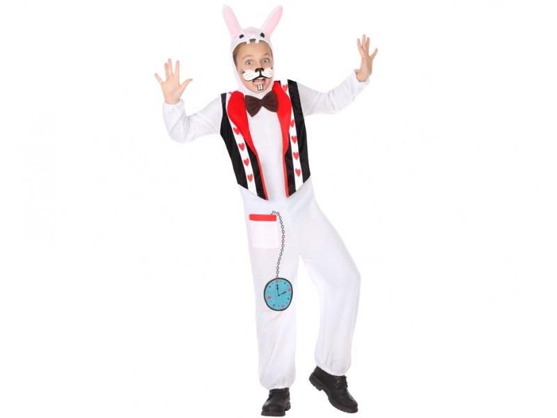 disfraz conejo de alicia infantil - DISFRAZ DE CONEJO DE ALICIA INFANTIL