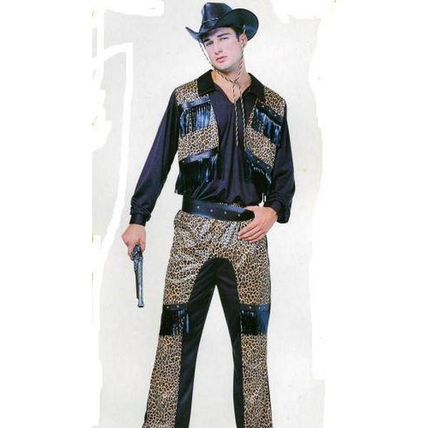 disfraz cow boy adulto - DISFRAZ DE COW BOY ADULTO