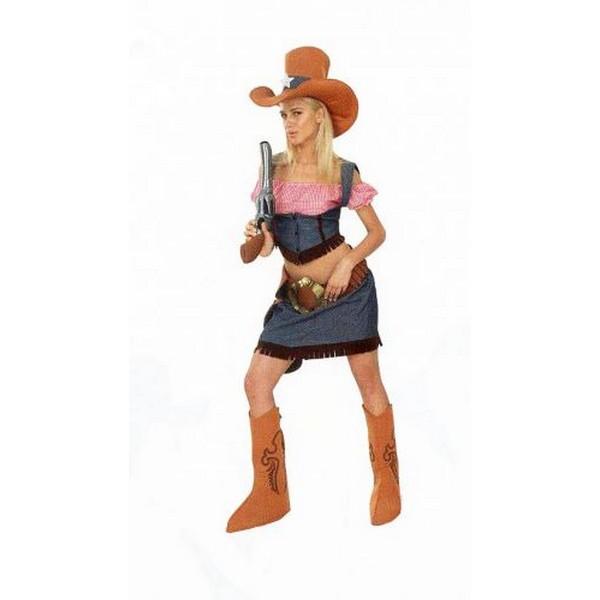 disfraz cow girl - DISFRAZ DE COW GIRL MUJER