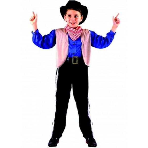 disfraz cowboy nino  - DISFRAZ DE COWBOY NIÑO