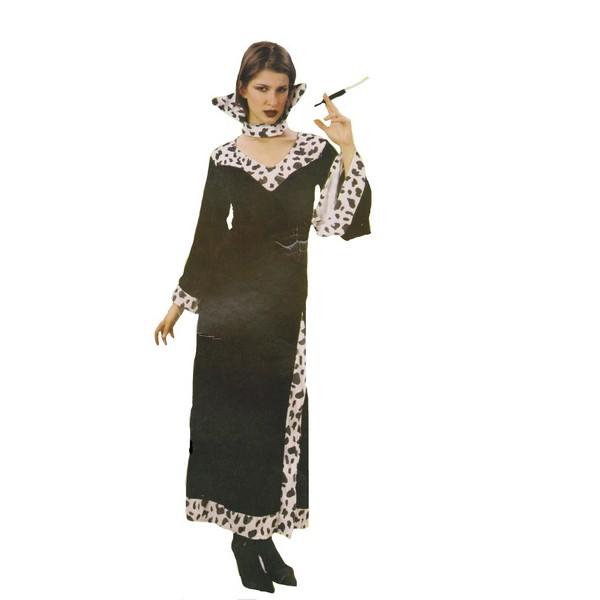 disfraz cruela de vil mujer - DISFRAZ DE CRUELLA DE VIL MUJER