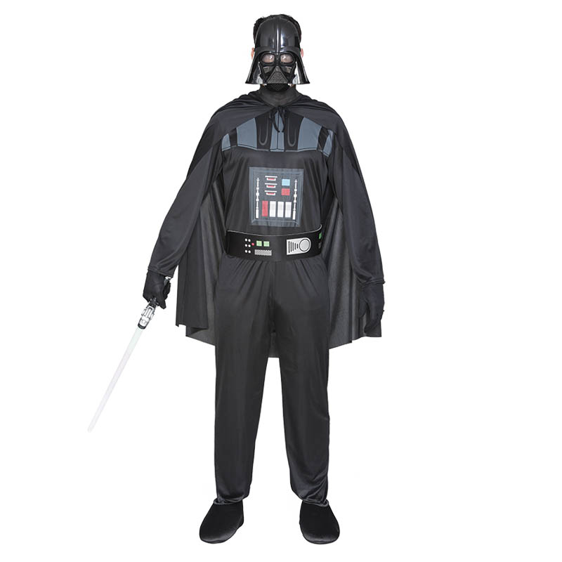 disfraz darth vader star wars adulto adulto - DISFRAZ  DE DARTH-VADER STAR WARS ADULTO