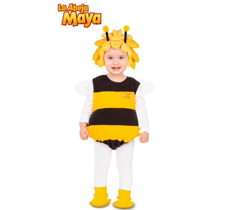 disfraz de abeja maya para bebé 800x727 - DISFRAZ DE ABEJA MAYA BEBÉ