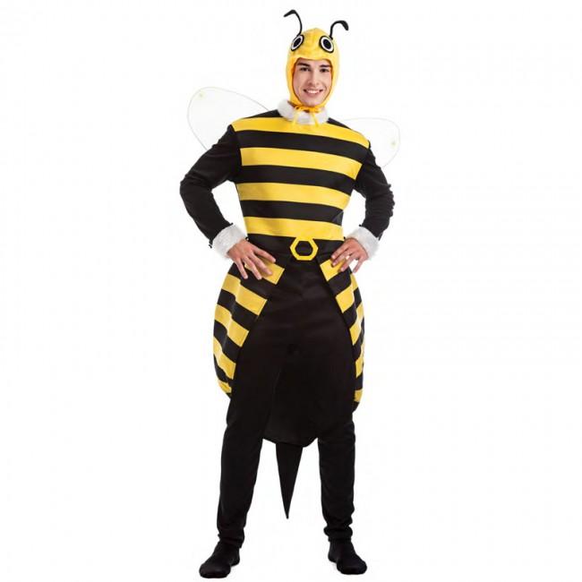 disfraz de abejorro con aguijon para adulto - DISFRAZ DE ABEJORRO CON AGUIJÓN ADULTO
