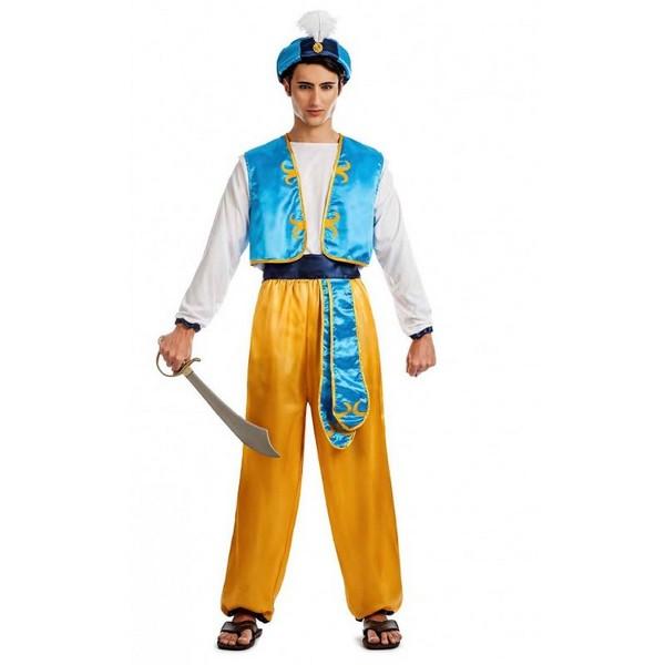 disfraz de aladino arabe para hombre - DISFRAZ DE ARABE ALADINO HOMBRE