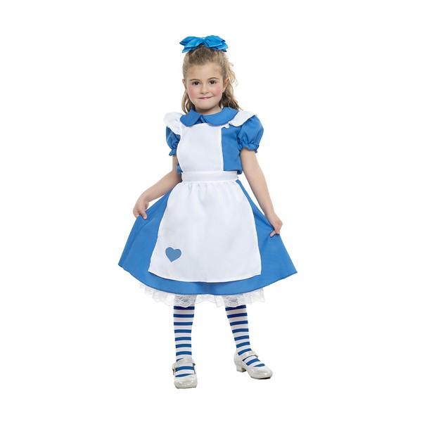 disfraz de alicia niña - DISFRAZ DE ALICIA NIÑA