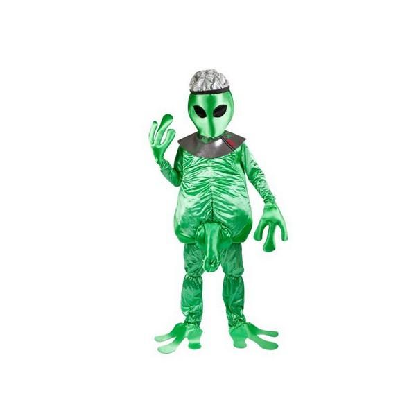disfraz de alien hombre - DISFRAZ DE ALIEN ADULTO