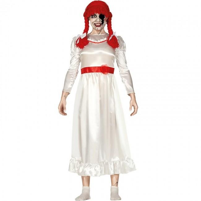 disfraz de annabelle para mujer - DISFRAZ DE ANNABELLE MUJER