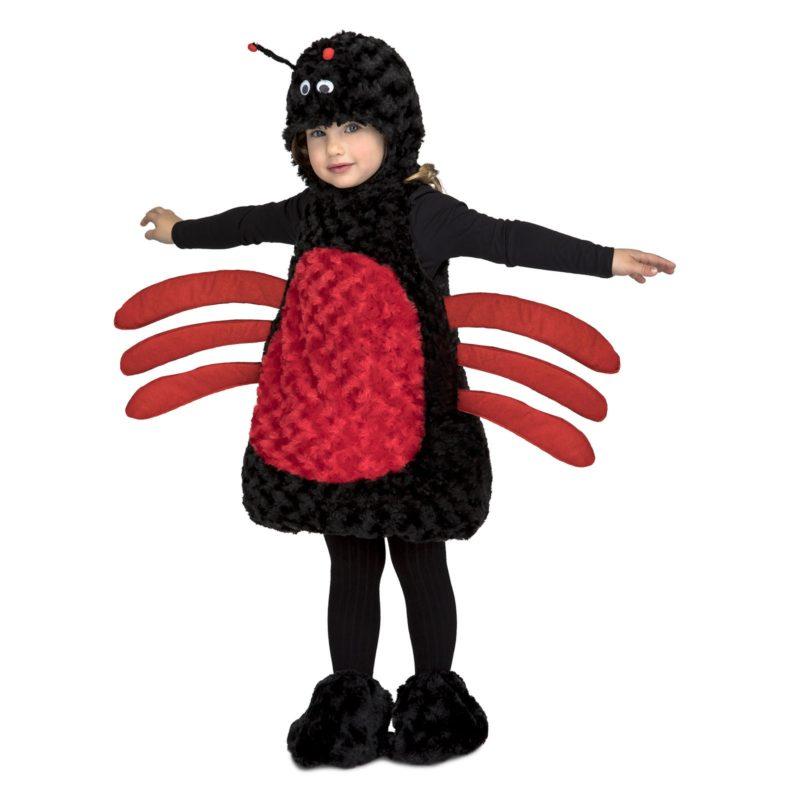 disfraz de araña peluche infantil 800x800 - DISFRAZ DE ARAÑA PELUCHE BEBE