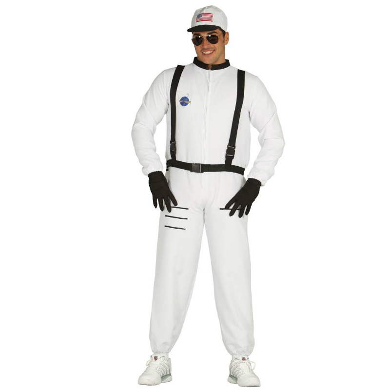 disfraz de astronauta hombre - DISFRAZ DE ASTRONAUTA HOMBRE