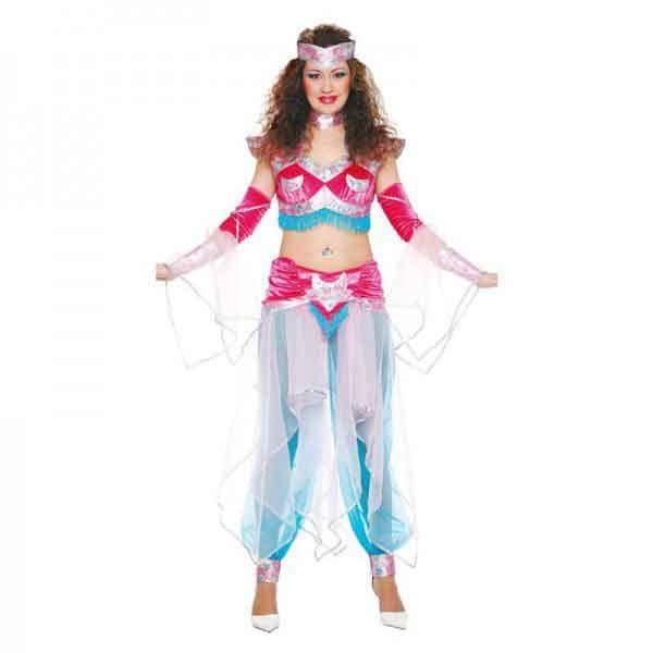 disfraz de bailarina árabe mujer - DISFRAZ DE BAILARINA ARABE MUJER