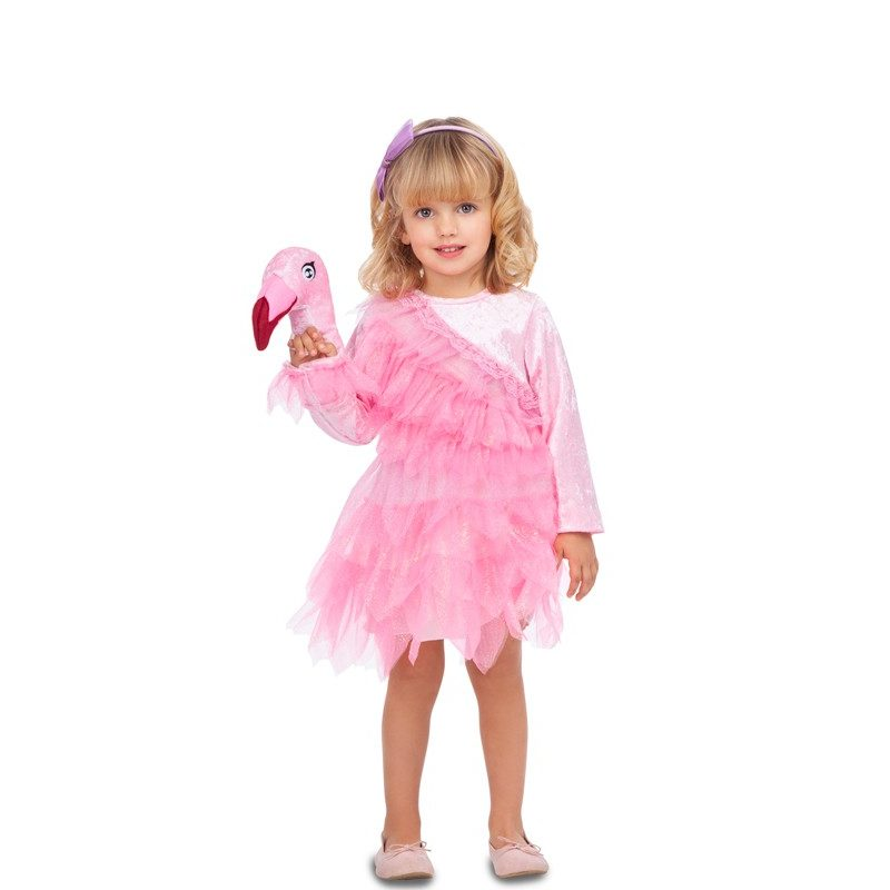 disfraz de bailarina flamingo infantil 800x800 - DISFRAZ DE BAILARINA FLAMINGO BEBÉ