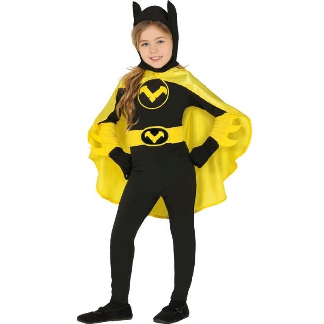 disfraz de batman para nina - DISFRAZ DE BATWOMAN NIÑA