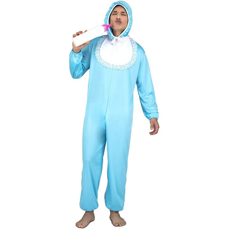 disfraz de bebé azul para hombre 800x800 - DISFRAZ DE BEBÉ AZUL HOMBRE