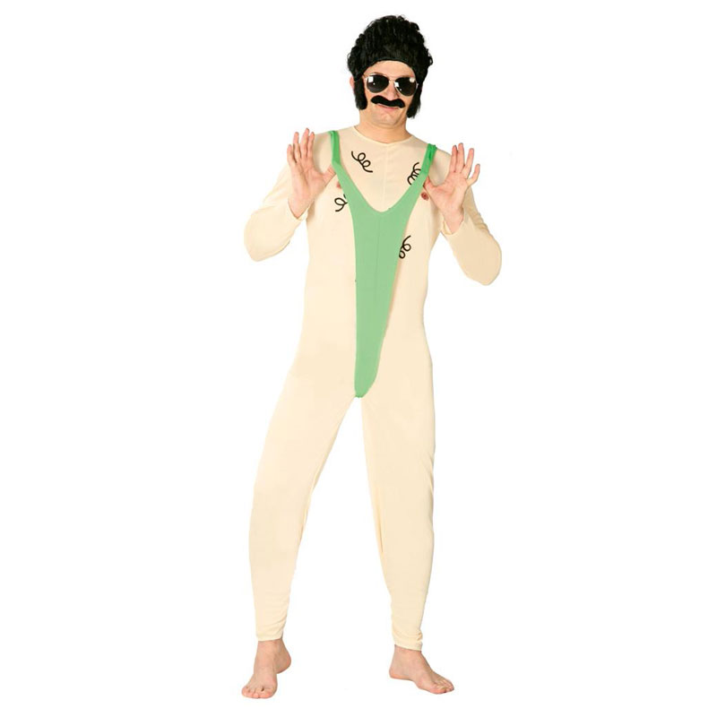 disfraz de bikini man borat - DISFRAZ DE BIKINI MAN BORAT