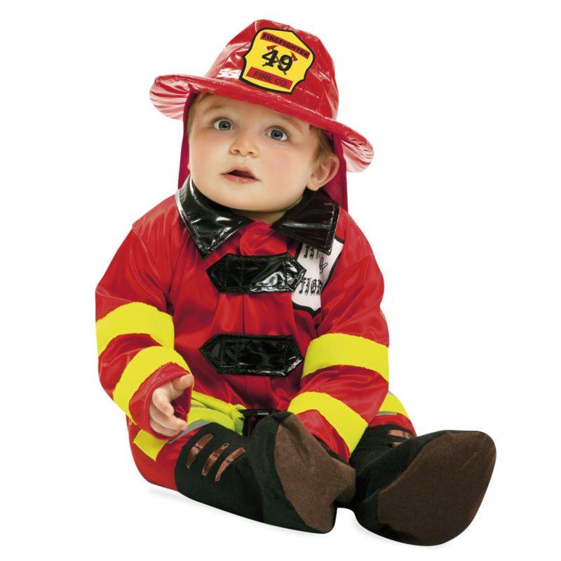 disfraz de bombero bebé 800x800 - DISFRAZ DE BOMBERO BEBÉ