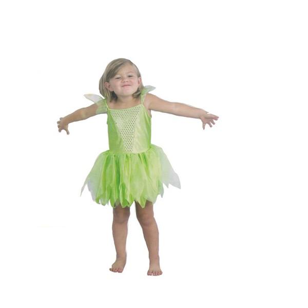 disfraz de campanilla niña - DISFRAZ DE CAMPANILLA NIÑA