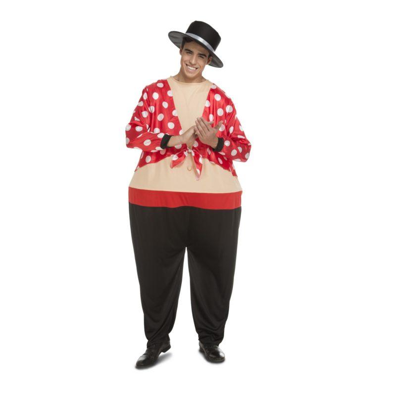 disfraz de cantaor gordito hombre 800x800 - DISFRAZ DE  FLAMENCO GORDITO HOMBRE