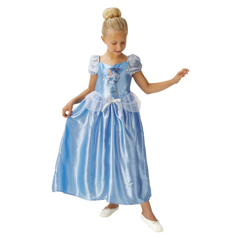 disfraz de cenicienta fairytale infantil 620640 2 - DISFRAZ DE CENICIENTA-DISNEY INFANTIL