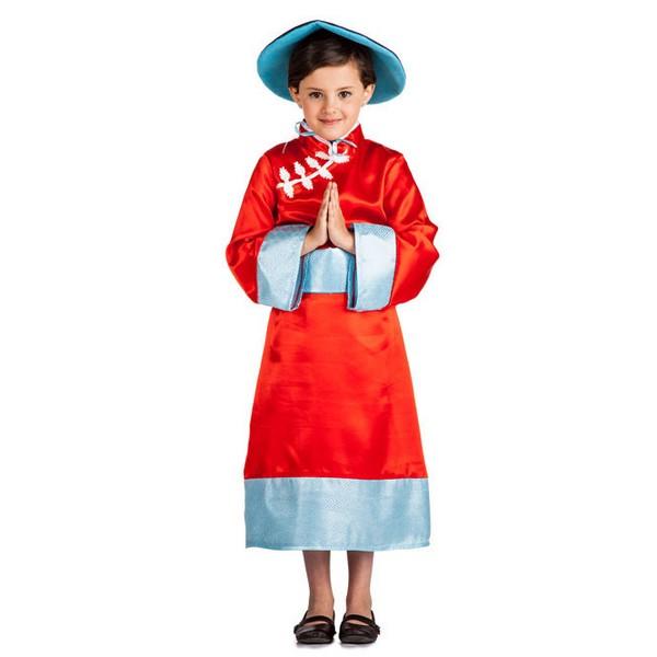 disfraz de china para nina - DISFRAZ DE CHINA NIÑA