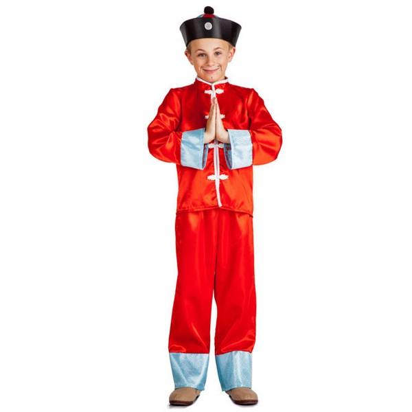 disfraz de chino para nino - DISFRAZ DE CHINO NIÑO