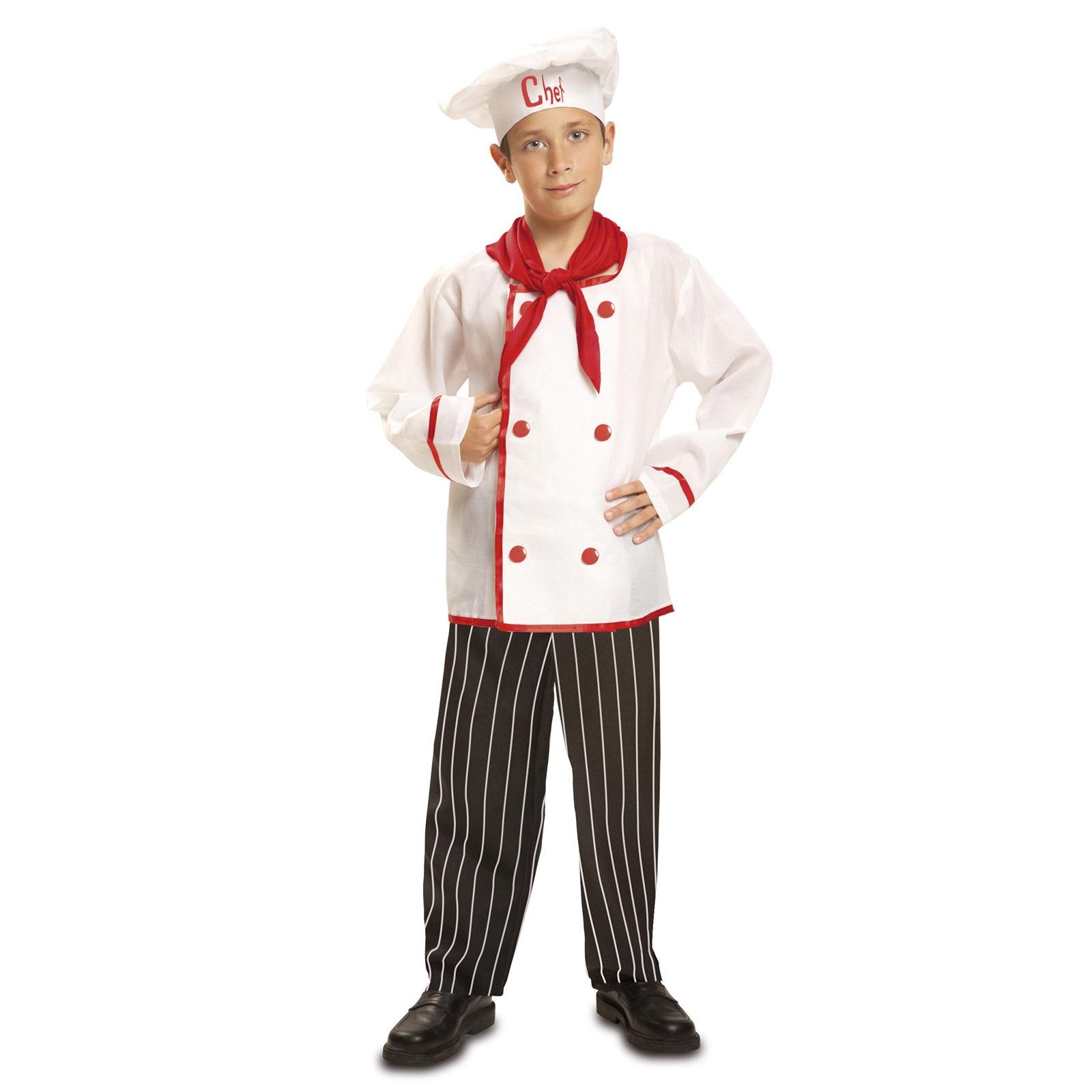 disfraz de cocinero niño 200957mom - DISFRAZ DE COCINERO  NIÑO